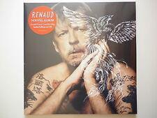 Renaud Album double 33Tours vinyles + 1 CD Renaud