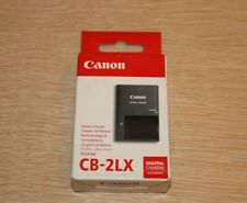 Canon Battery Charger Cb-2Lx Digital Camera Accessories