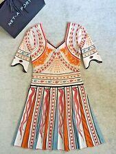 Stunning 1865 GBP ROBERTO CAVALLI dress IT size 42/Int M/UK 10/US 6 new unworn
