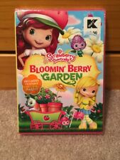 Strawberry Shortcake Bloomin' Berry Garden (DVD, 2011) Brand New ~ Fast Shipping