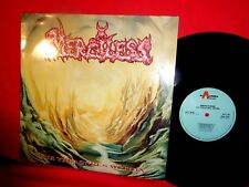 MERCILESS The treasures within LP 1992 UK MINT- First Pressing Original