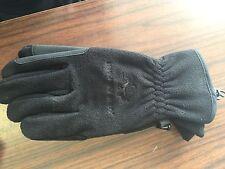 Ovation Fleece Riding Gloves New Medium