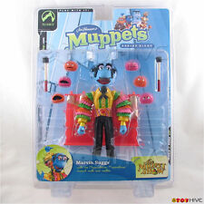 Muppets Palisades Marvin Suggs with color shirt Series 8 action figure