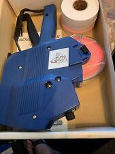 Sato Avery Dennison 216 - Two Line Price Gun Hand Labeler Sticker Retail Pricing