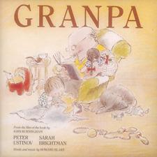 John Burningham - Howard Blake: Granpa - A Children´s Musical (CD) (1988)