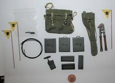"Dragon 1/6th scale WWII German Pionier Explos!ves Gear ""Rolf Seeger"""