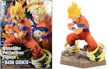 Dragonball Z Absolute Perfection ~ SON GOKU STATUE ~ Banpresto DBZ