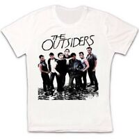 The Outsiders 80s Drama Film Movie Retro Vintage Hipster Unisex T Shirt 1006