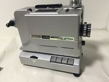Noris Record D100 8mm Cine Movie Projector With Box