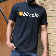 Bitcoin T-shirt BTC Cryptocurrency Crypto Coin Trader Investor Moon Gift Tee Top