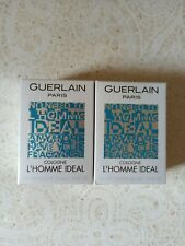2 x GUERLAIN L'HOMME IDEAL COLOGNE EDT - 2 x 50 ml A perfect summer fragrance