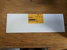 "Kodak Wratten 2 Optical Filter #70 (Dark Red) 100mm x 300mm (4"" x 12"")"
