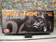 SCHULTZ AND THOMPSON INC DIRT CHAMP RACER ACME 1:18 SCALE DIECAST MODEL CAR