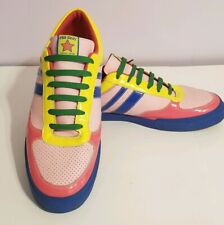 Pro Keds Mens Shoes Size 14 Retro 80s Colors Pink Blue Yellow Summer 2007 Collec