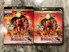 The Incredibles 2 (4K Ultra HD + Blu-ray + Digital, Bilingual)