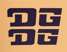 FOUR old school vintage BMX gusset stickers sm2 Race Inc. SE Racing Haro OG FMF