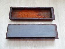 More details for vintage sharpening stone (8
