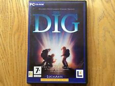 The Dig Pc Game! Complete! Look At My Other Games!