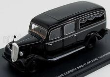 wonderful modelcar CITROEN U23 HEARSE FONTAINE 1948 - black - scale  1/43