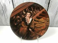 Gone With The Wind Collectible Plate Waiting For Rhett