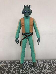 Rare 18 Inch Star Wars Greedo Figure