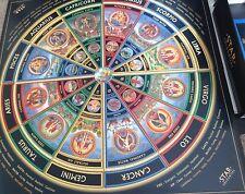 Vintage Board Game Horoscope Zodiac Star Encounters Spears Games Mattel