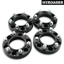 4pc 6x5.5 Hub Centric Wheel Spacers 1.25 Inch for 6 Lug Toyota Tacoma 2001-2017
