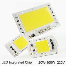 Viruta del LED integrada chip-on-board 5 W 20 W 30 W 50 W 100 W 220 V Blanco Cálido Frío controlador IC inteligente