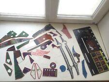 Sopranos pinball playfield plastic set