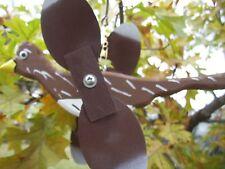 Roadrunner Mini Whirligigs Whirligig Windmill Yard Art Hand made from wood