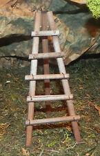 Wooden Ladder Miniature Nativity Village Presepio Accesorio Pesebre Nacimientos