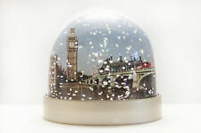 SNOW GLOBE di Londra, NEVE Shaker, Big Ben, Westminster Bridge, Tower Bridge, redbus