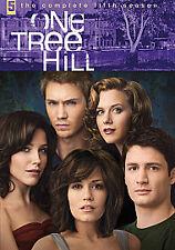 ONE TREE HILL COMPLETE FIFTH SEASON 5 5x DVD 2008 NEW & SEALED REGION 2 BBFC 15