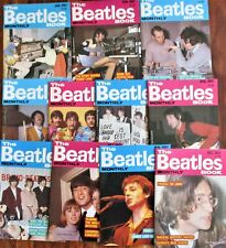 More details for 1987 - 11 of 12 months of 'the beatles monthly book'. april missing