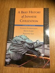 A Brief History of Japanese Civilization by David Lurie