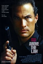 Above the Law DVD Steven Seagal (1998)