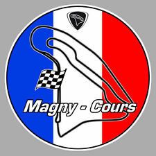Sticker Circuit MAGNY-COURS°
