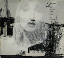ACT: LAUGHTER TEARS AND RAGE THE ANTHOLOGY PROPAGANDA CD CLAUDIA BRUCKEN SEALED
