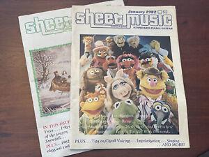 Sheet Music Magazine