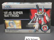 Macross VF-1S Super Battroid '84 summer 1/100 kit Imai robotech strike valkyrie