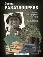 German Paratroopers - Uniforms and Equipment NEW!