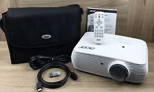 Acer P5530 DLP Projektor ? Full HD 4000 ANSI Lumen ? 3D Beamer Heimkino ? HDMI