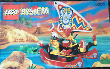 NEW Lego Pirates 6256 Islander Catamaran SEALED King Kahuka - 1994'