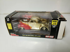 Nascar 1941 Willys Coupe Hot Rod 1:24