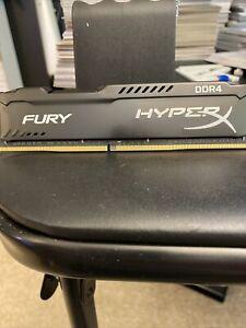 HYPERX FURY 16GB (1x16 GB) DDR4 2666 MHz FROM HP OMEN BUILD