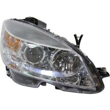 New Driver Side New Driver Side CAPA Headlight For Mercedes-Benz C250 2010-2011