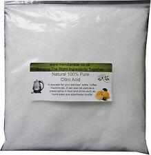 Citric Acid 10kg Descaler Sterilizers Bath Bombs Elderflower