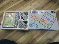 Nintendo Super Famicom Console SNES SFC w/box Japan C561