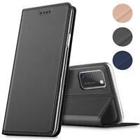 Handy Hülle Samsung Galaxy A41 Book Case Schutzhülle Tasche Slim Flip Cover Etui