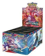 Pokemon Battle Styles construir y Battle Caja de 10 paquetes -! totalmente Nuevo!! envío Inmediato!